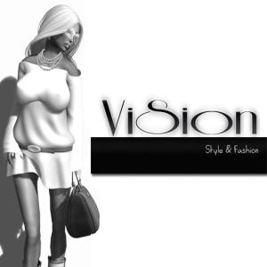 {ViSion} -S&F - Logo